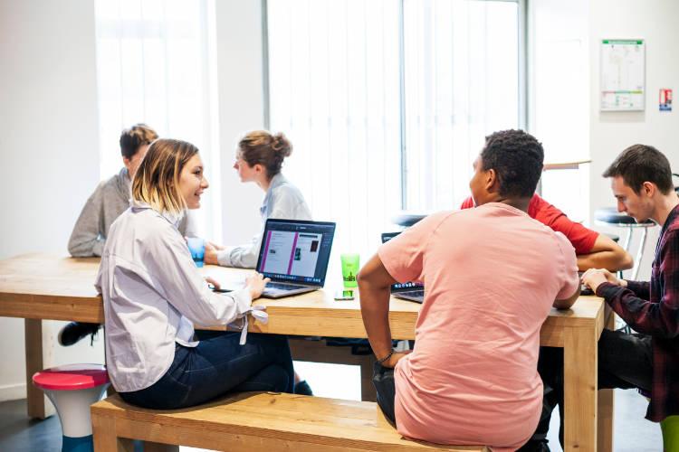 école digital innovante