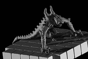 image de synthèse dans une école 3D jeux video