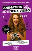 Ynov Animation 3D jeux video