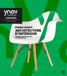 Ynov Architecture d'Intérieur