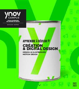 Ynov Création Design